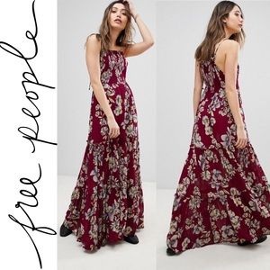 NWT Free People Garden Party Maxi